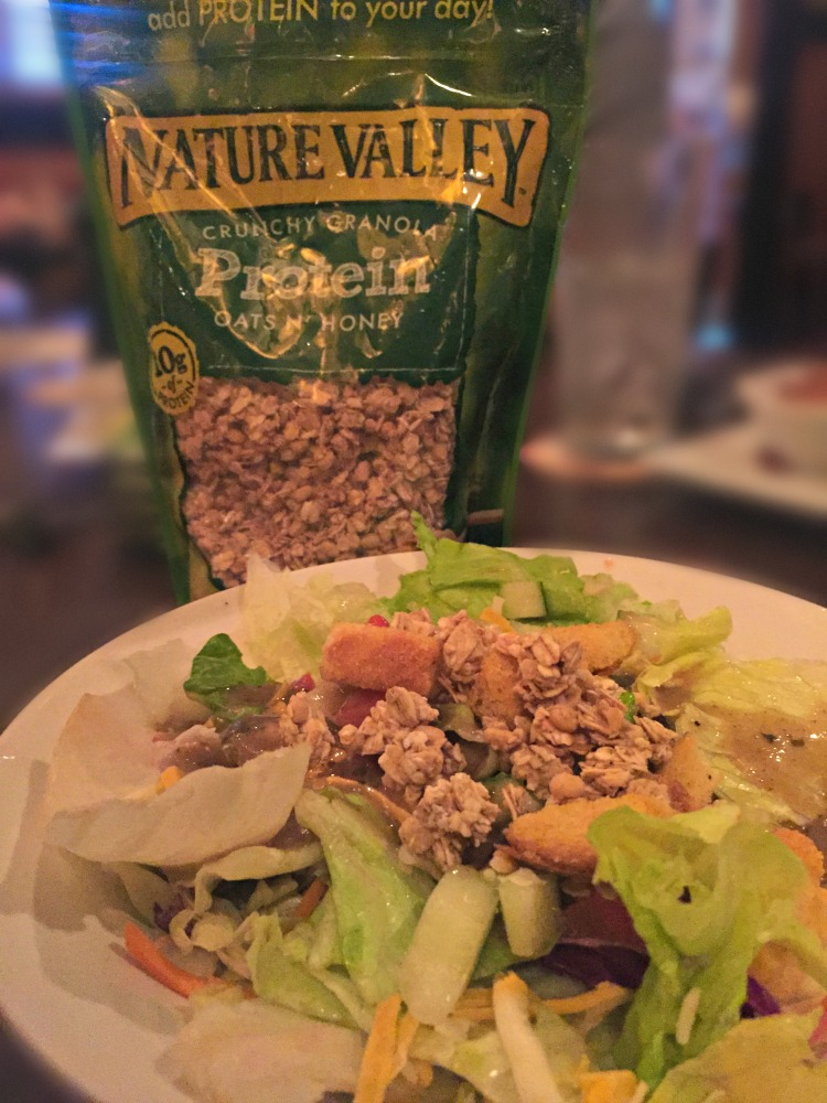 Nature Valley® Protein Crunchy Granola #NVGranola