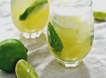 Pineapple Mojito Recipe