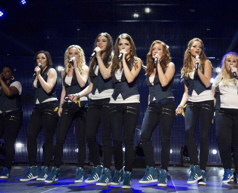 Pitch Perfect 2 Fandango