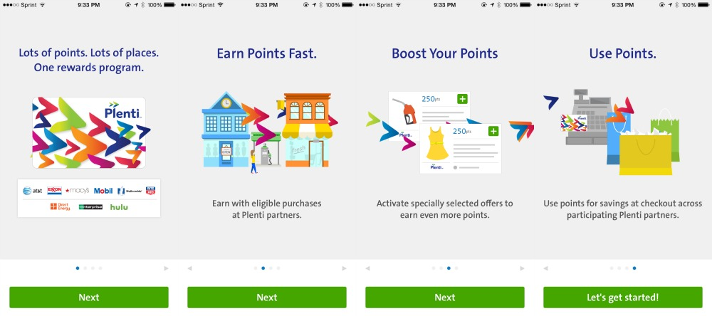 Plenti Earn Points Fast
