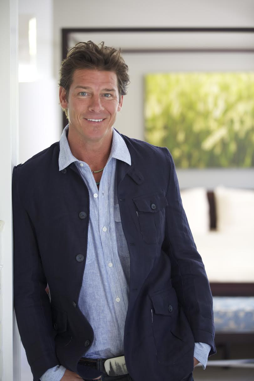 7 Secrets To Creating An Outdoor Oasis From Ty Pennington