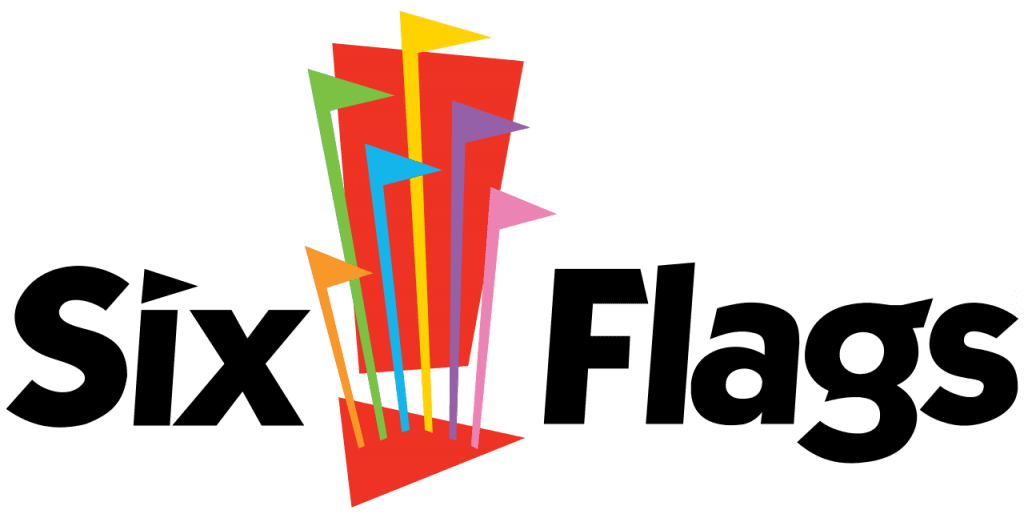 Six Flags Kids Ticket Offer from Wet Ones Six Flags Logo