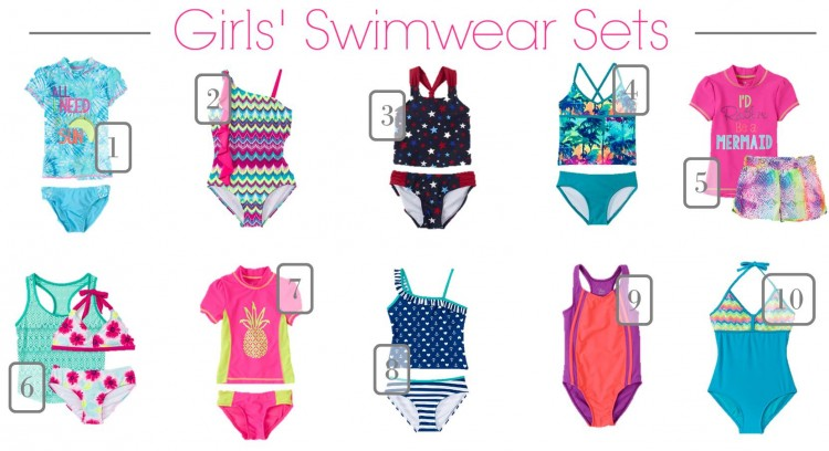 Kids Swimwear Girls