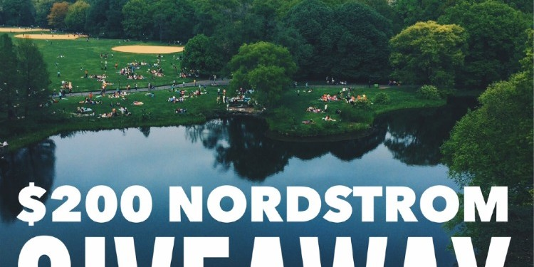 Nordstrom $200 Giveaway