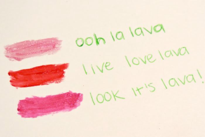 CoverGirl Lip Lava Review 2