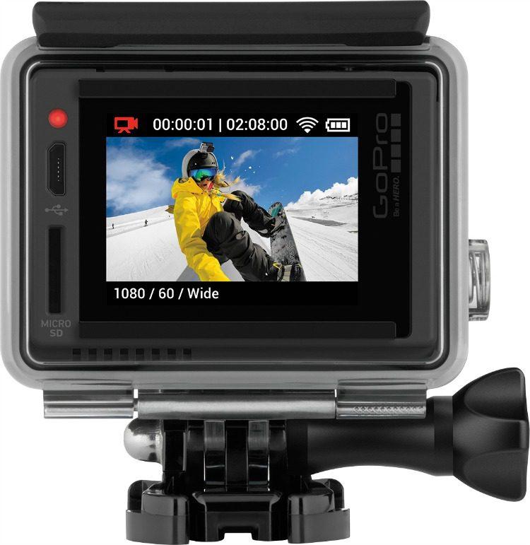Get the GoPro HERO+ LCD at Best Buy #GoProatBestBuy @GoPro @BestBuy