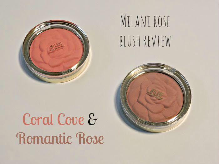 Milani Rose Blush Review