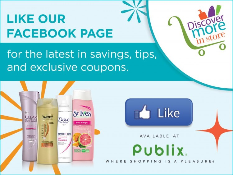 Think Publix Think Beauty