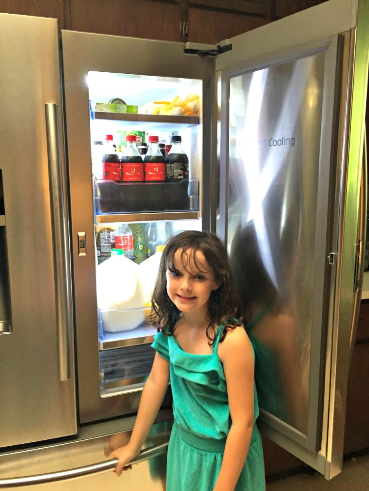 Samsung Showcase French Door Refrigerator from Best Buy 2