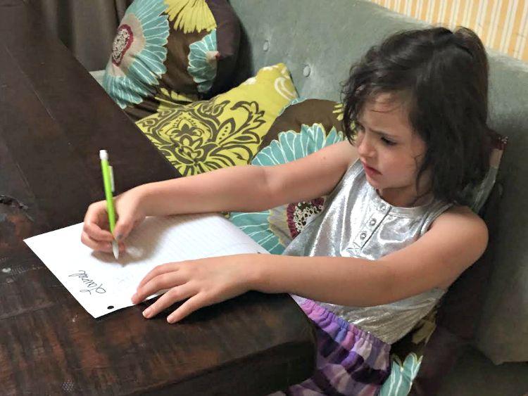 4 Ways to Make Handwriting Fun for Children