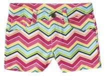 Crazy 8 Aztec Girls Shorts