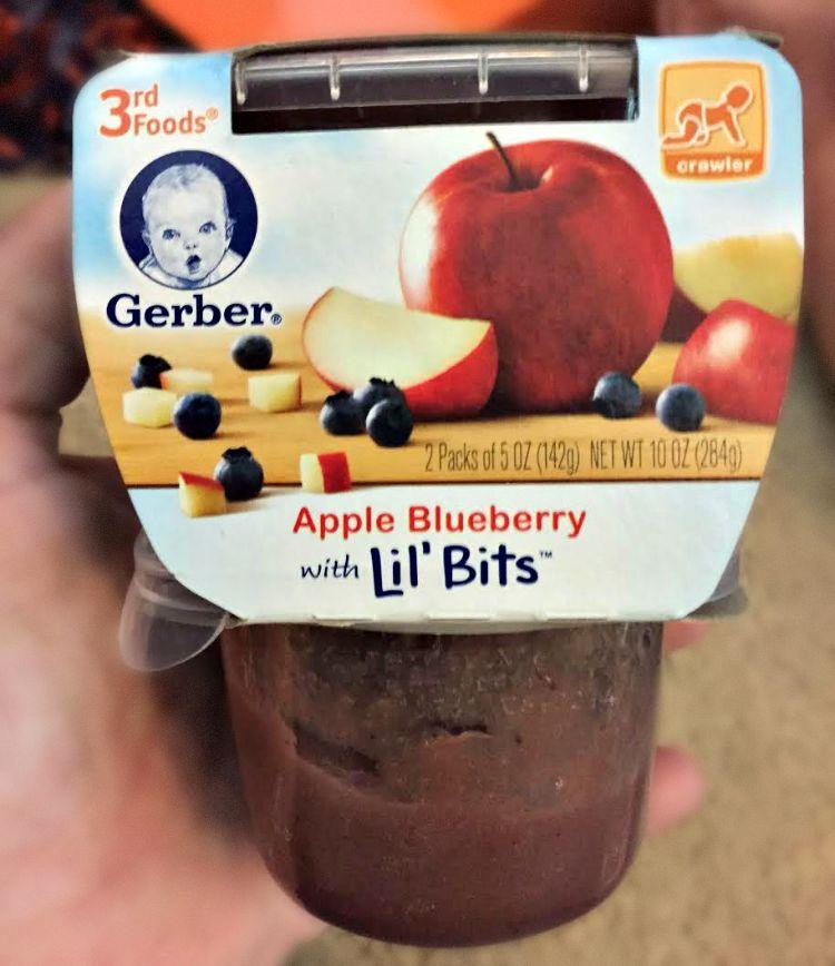 Gerber's 3rd Foods® Lil Bits™ Recipes