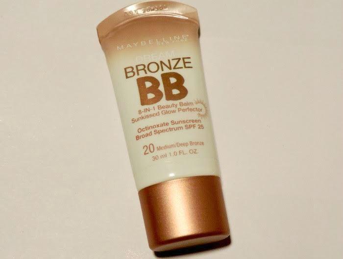 Maybelline Dream Fresh BB Cream Bronzer Review 2