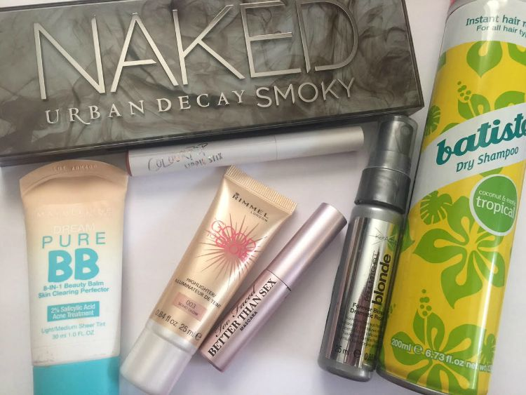 August Beauty Picks