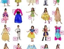 Disney Girls Costumes for Under $30