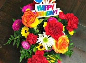 Teleflora Fun 'n Festive Bouquet 5