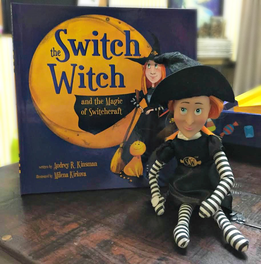 Acorn Fall Box #AcornFallBox Switch Witch