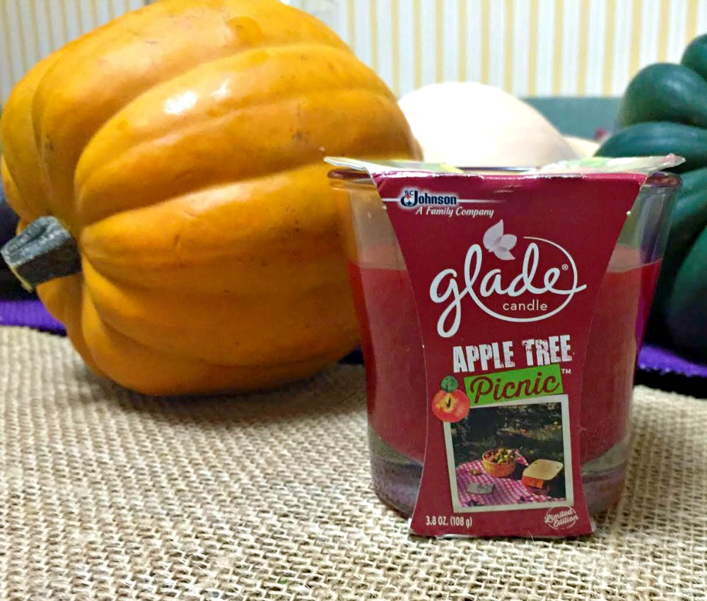 Acorn Fall Box Glade Scented Candle #AcornFallBox