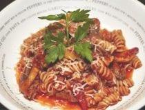 Beef and Veggie Pasta Stirfry Recipe with Pasta