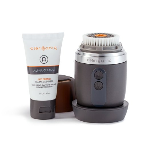 Clarisonic Alpha Fit for Men #ClearlyClarisonic