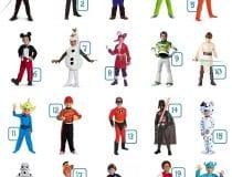 Disney Boys Costumes