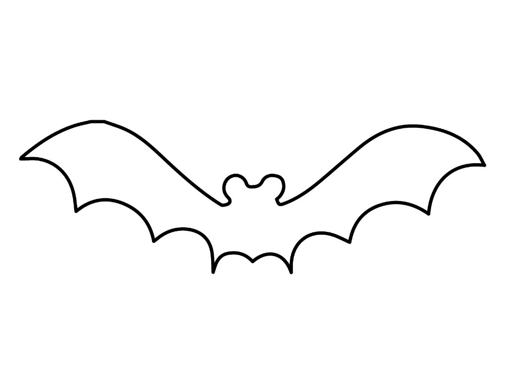Halloween Bat String Craft 2