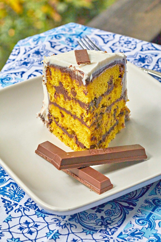Kit Kat M And M Cake Recipe