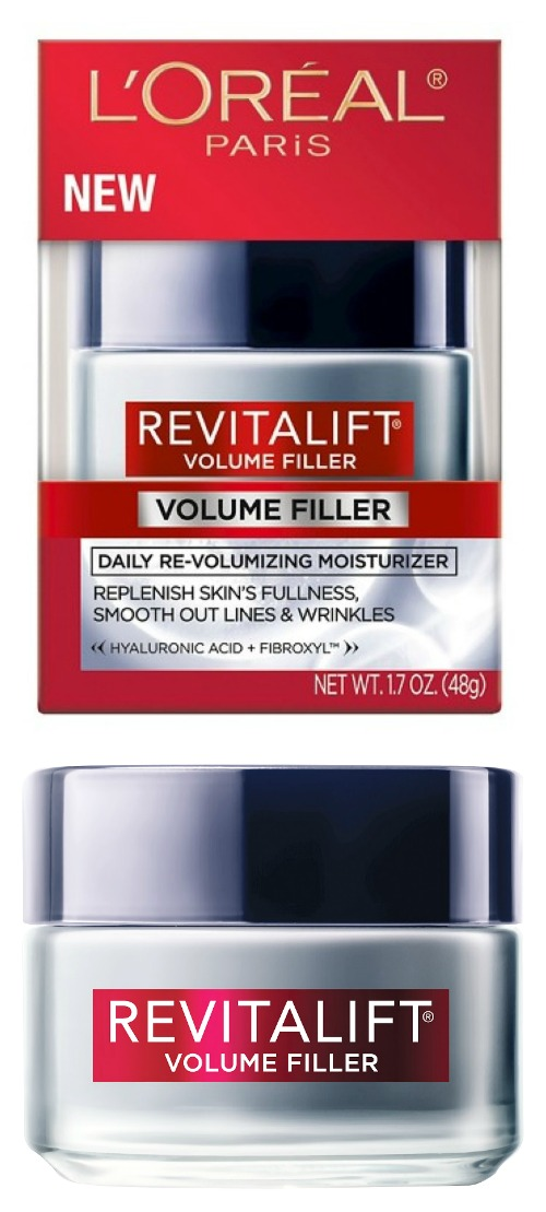 L'Oréal Paris Revitalift Volume Filler Daily Volumizing Moisturizer and Serum