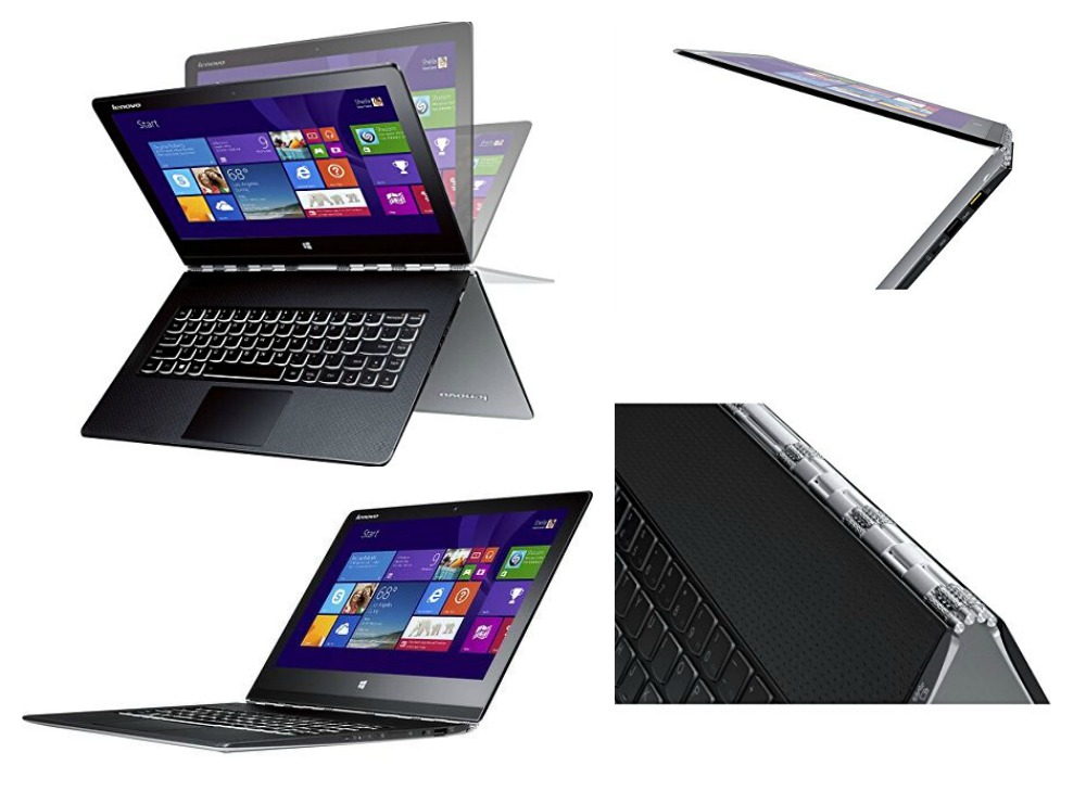 Get to Know the Lenovo Yoga 3 Pro #Intel2in1