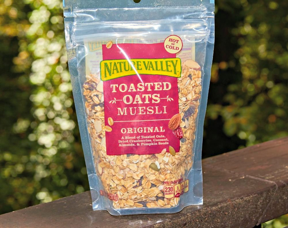 Nature Valley Toasted Oats Muesli