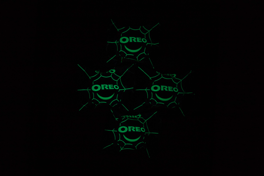 What's in our Trick-or-Treat bag? OREO Glow-in-the-Dark 2-packs