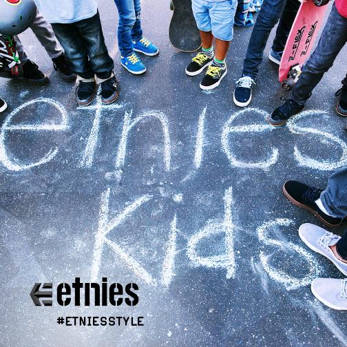 My kids have etnies style! #etniesStyle