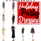 Amazon Fashion Best Selling Holiday Party Dresses