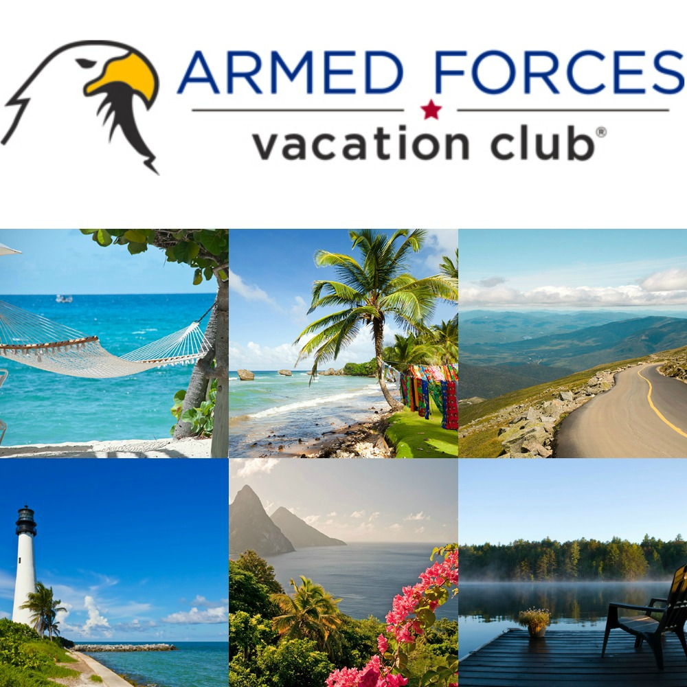Travel Smarter: Armed Forces Vacation Club®