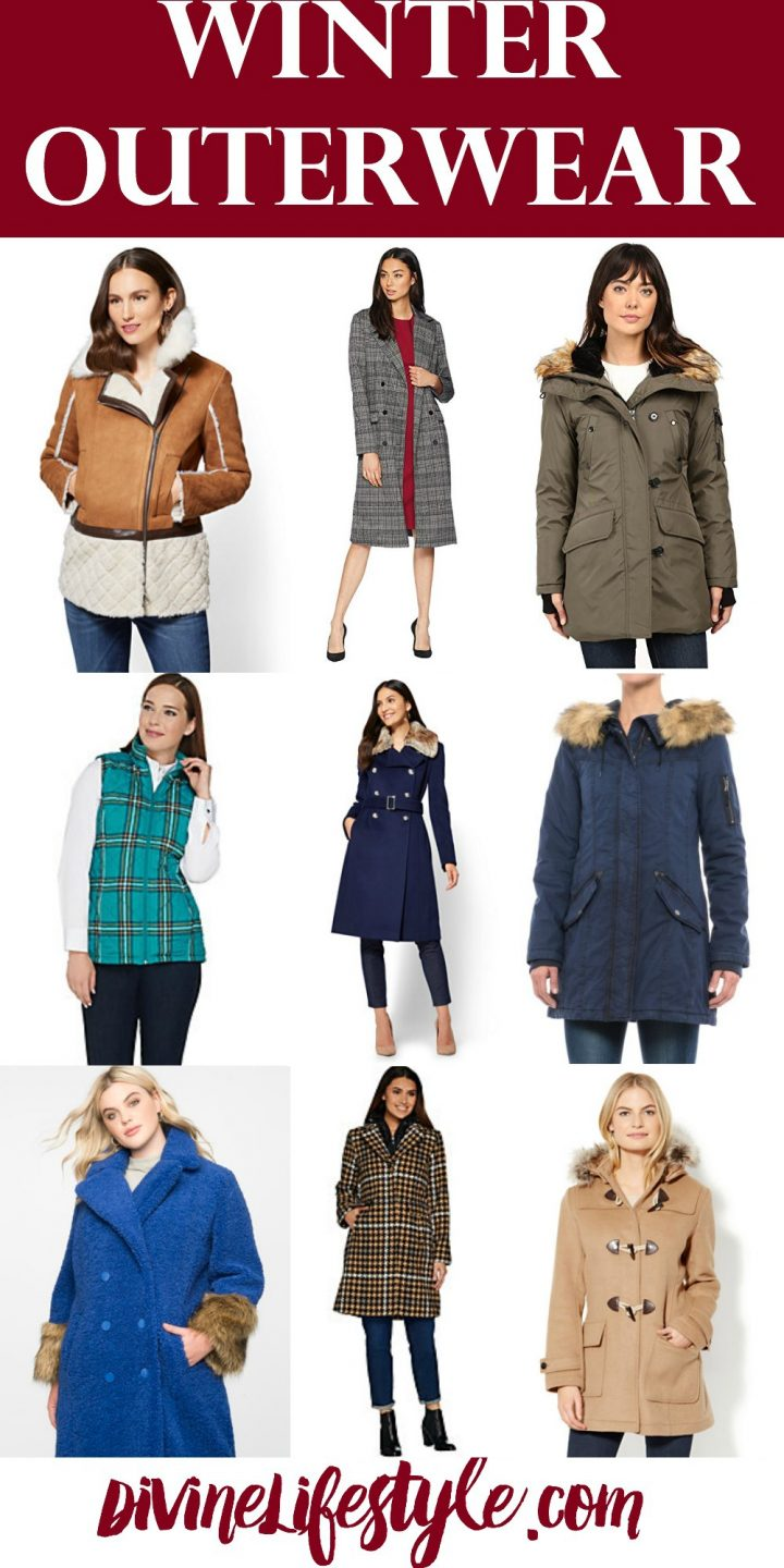 Chic and Stylish Winter Outerwear