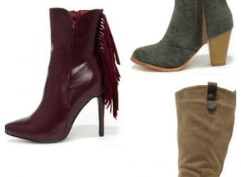 Lulus Best Selling Fall Boots under $50
