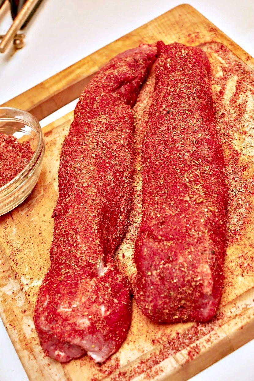 Pomegranate Pork HeavySeason