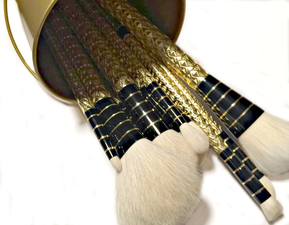 Sonia Kaschuk Holiday Limited Edition Brush Set