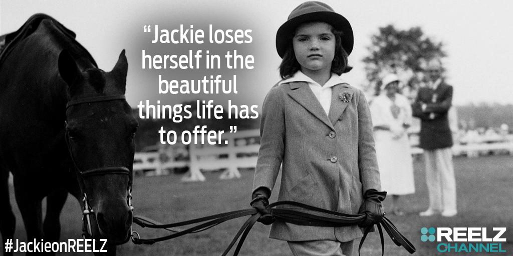 Jackie: Behind Closed Doors on REELZ Channel 11/7 at 9PM EST #JackieOnREELZ