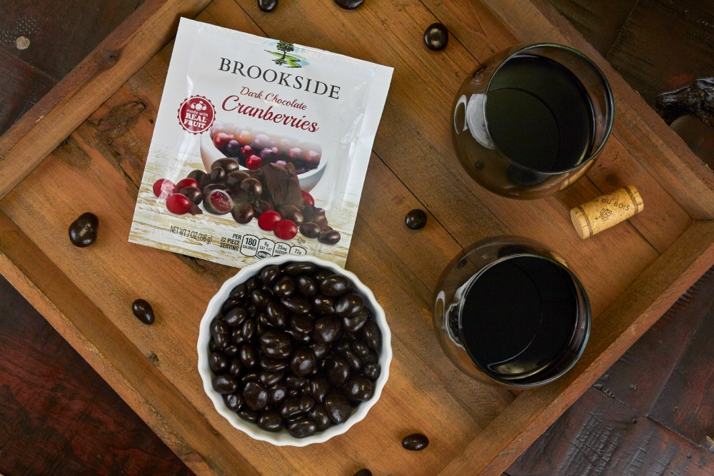 Perfect Pairings with BROOKSIDE Chocolates and Clos du Bois {GIVEAWAY} #TalkAboutDelicious