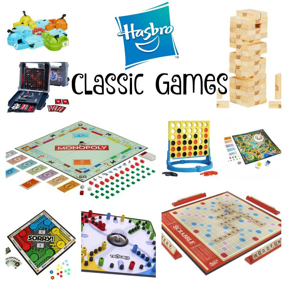 Hasbro Classic Games