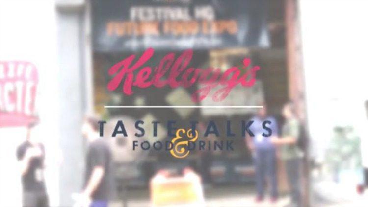 Kelloggs presents #StirUpBreakfast