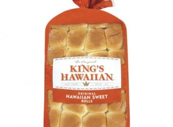 King's Hawaiian Sweet Dinner Rolls 2