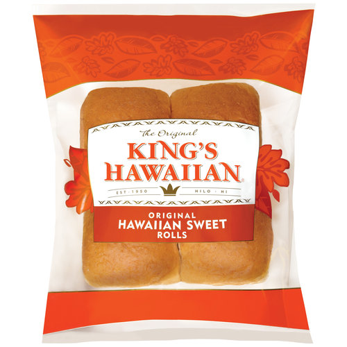 King's Hawaiian Sweet Dinner Rolls