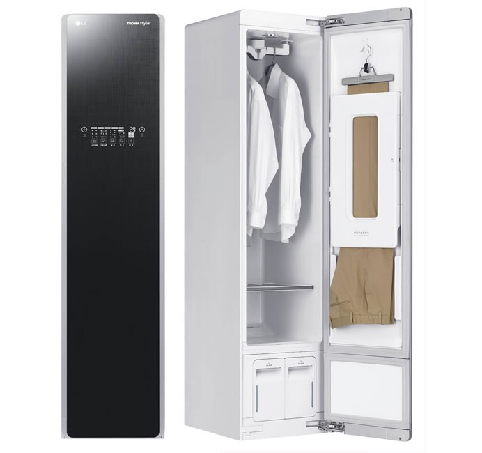 LG Styler - Steam Clean Clothes from the Comfort of Home
