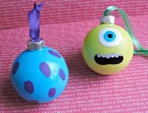 Monsters Inc. Christmas Ornaments 1