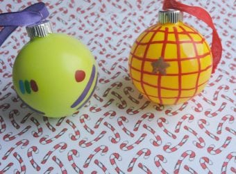 Toy Story Christmas Ornaments 1