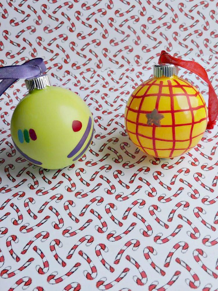 Disney Pixar Toy Story Inspired Ornaments DIY Christmas ornament