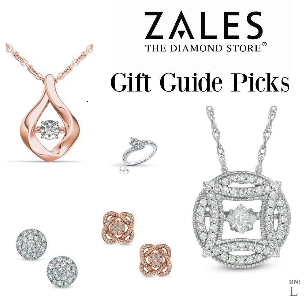 Holiday Gift Guide Picks from Zales | Divine Lifestyle