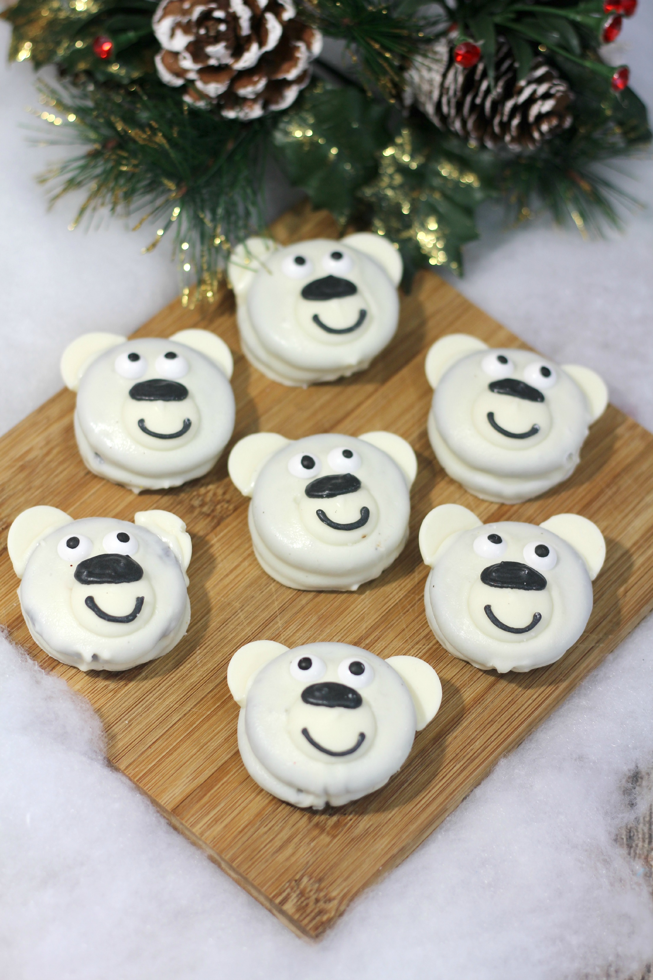 polar bear Oreo 5-1